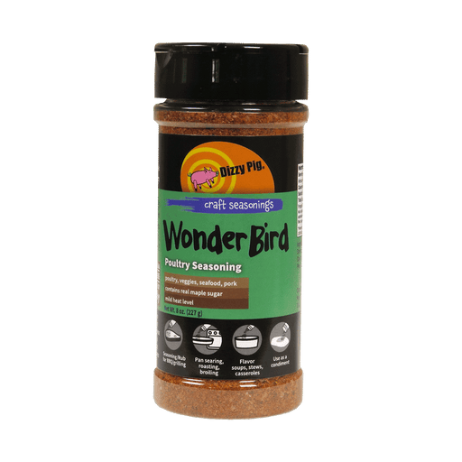 Dizzy Pig Wonder Bird Poultry Seasoning