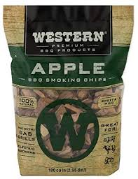 Western Apple BBQ Smoking Chips