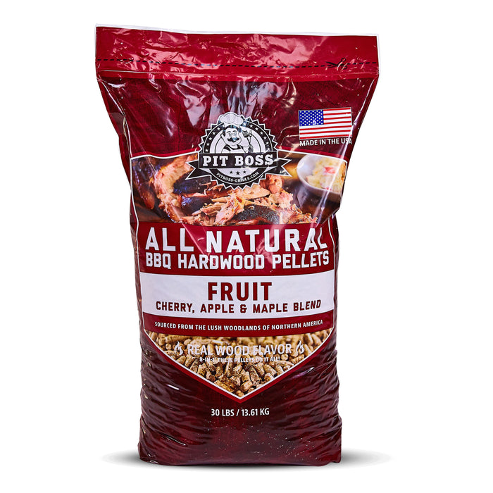 Fruit Blend Smoking Pellets 30 lbs.