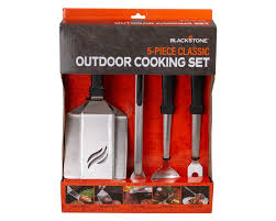 Blackstone 5 Piece Cooking Set