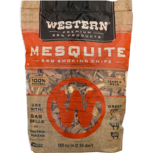 Western Mesquite Smoking Chips