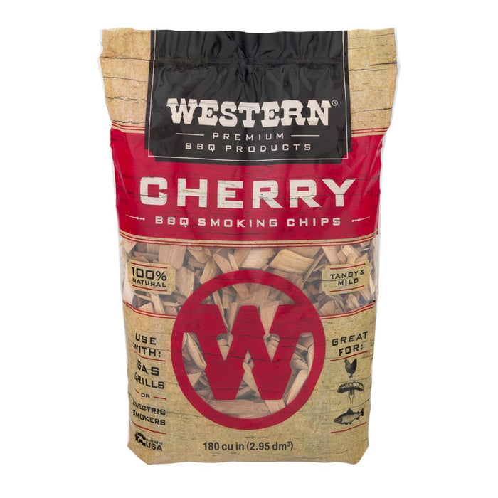 Western Cherry Smoking Chips