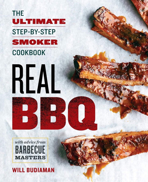 Real BBQ Book