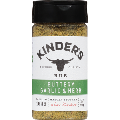 Kinder's Seasoning Buttery Garlic & Herb