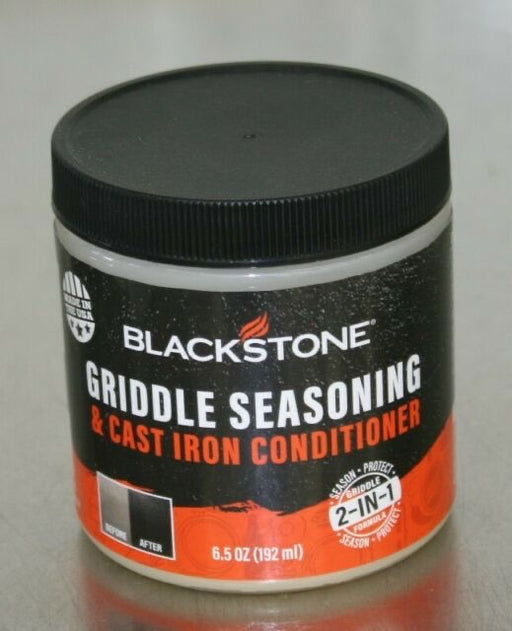 BlackStone Griddle Seasoning & Cast Iron Conditioner