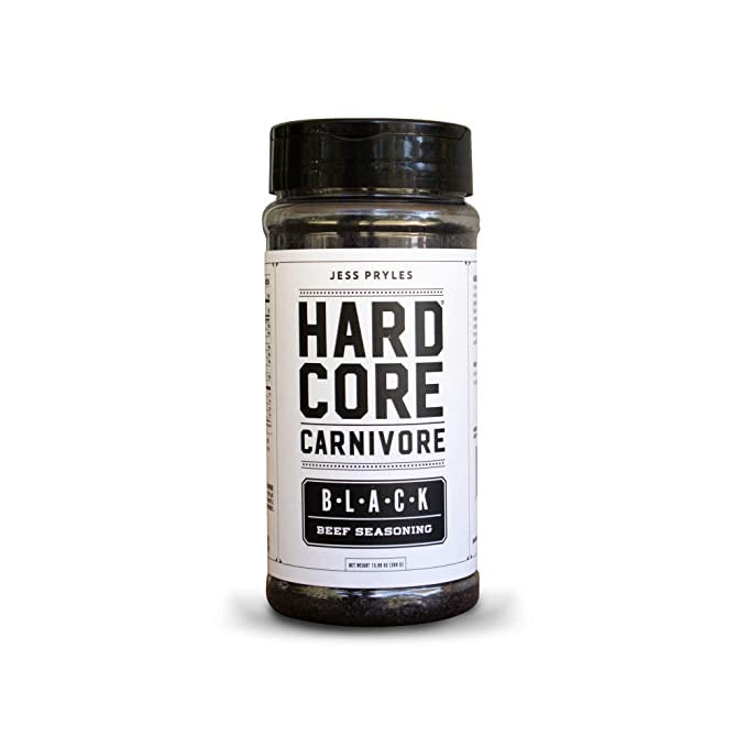 Hardcore Carnivore Black Seasoning