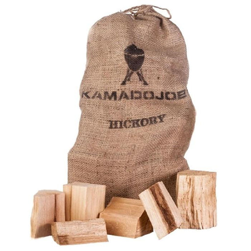 Kamado Joe® Hickory Smoking Chunks