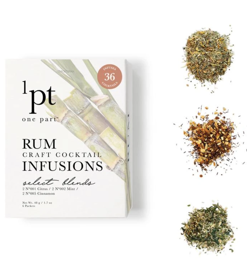 1Pt Craft Cocktail Infusions - Rum