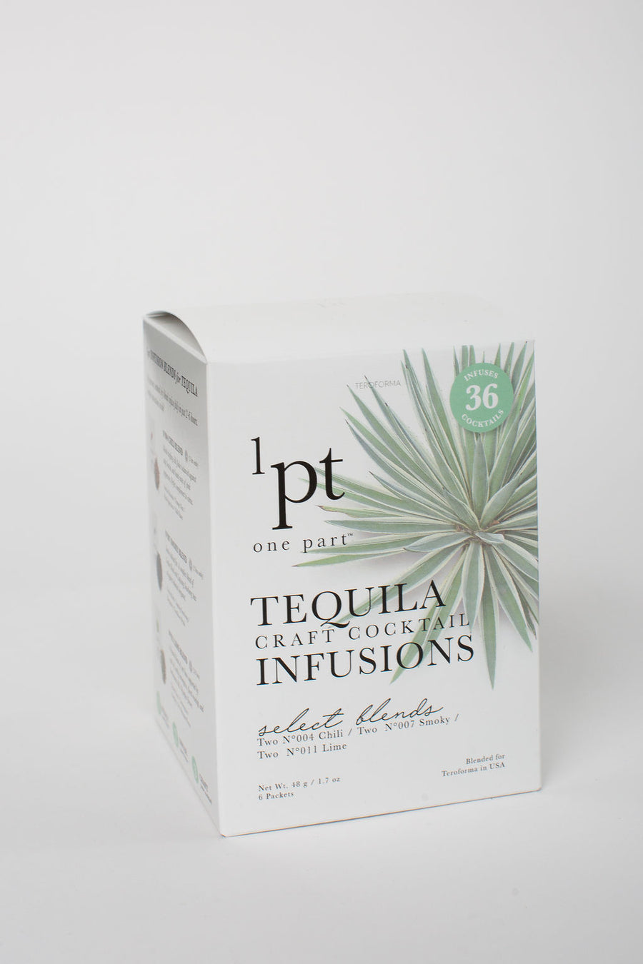 1Pt Craft Cocktail Infusions - Tequila