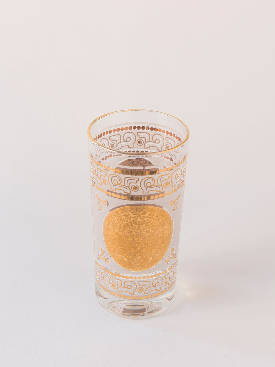 Vintage Medallion Glasses