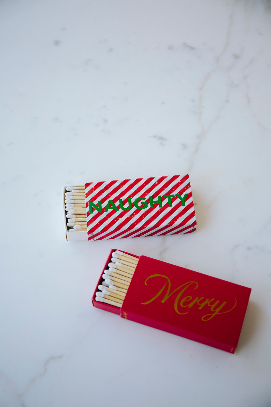 Holiday Matchbox