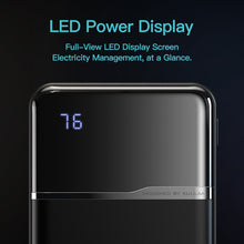 Load image into Gallery viewer, 10000mAh Portable Power Bank