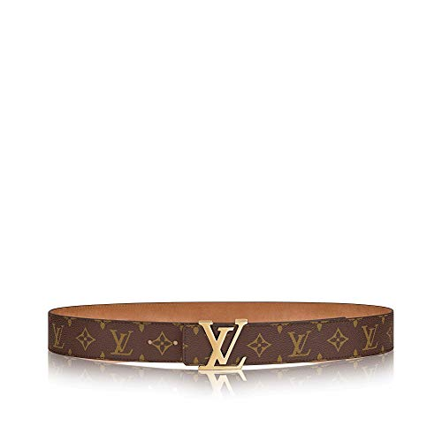 Louis Vuitton Belt LV Initiales Monogram 40 mm (90 cm) - Current Trend Sales