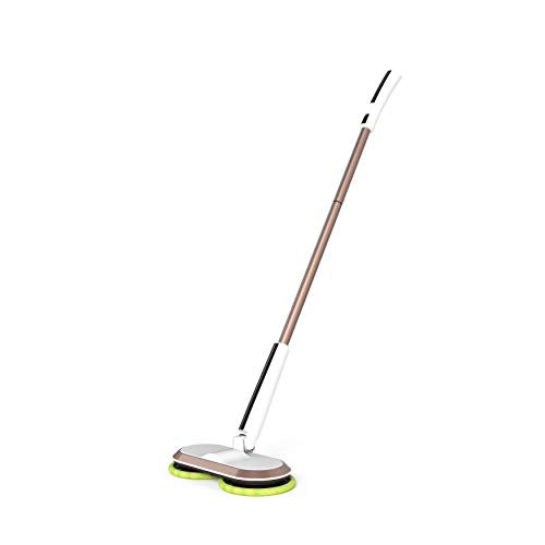 Cordless Electric Mop, Scrubber Powerful Cleaner Handheld 180°