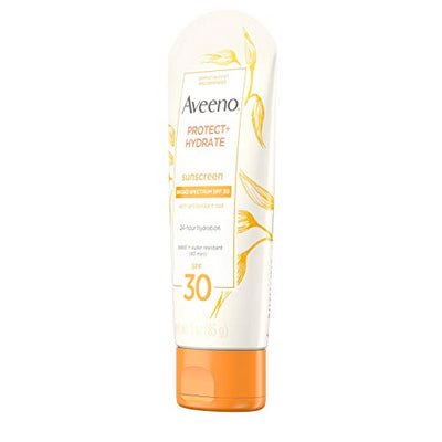 Aveeno Hydrate Moisturizing Sunscreen Lotion - Current Trend Sales