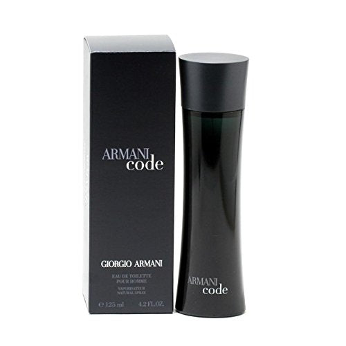 Giorgio Armani Armani Code For Men Edt Spray 4.2 Oz - Current Trend Sales