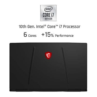 "15.6"" Thin Bezel Gaming Laptop Intel Core i7- 16GB 512GB  SSD Win 10 - Current Trend Sales"