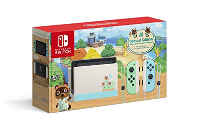 Nintendo Switch - Animal Crossing: New Horizons Edition - Switch - Current Trend Sales