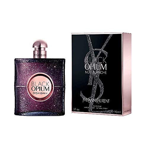 Yves Saint Laurent Black Opium Nuit Blanche Eau De Parfum Spray, 3 oz. - Current Trend Sales