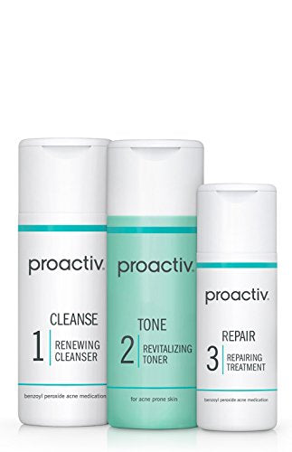 Proactiv Solution 3-Step Acne Treatment System (30 Day) Starter Size - Current Trend Sales