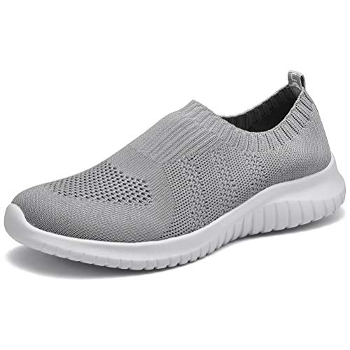 Women's Walking Tennis Shoes -  Athletic Casual Gym Slip on Sneakers - Current Trend Sales