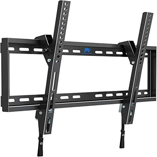 "MD Mounting Dream Tilt TV Wall Mount TV Bracket for 42-70 Inch OLED, LCD and Plasma TVs, TV Mount up to VESA 600mm and 100 lbs, One-Piece Wall Plate Easy for TV Centering on 16""- 24"" Studs MD2268"