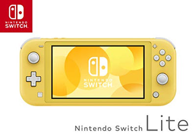 Nintendo Switch Lite - Yellow - Current Trend Sales