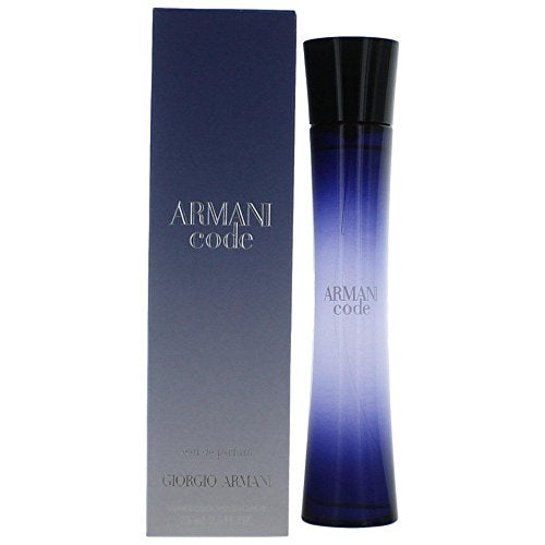 Giorgio Armani Code Eau de Parfum Spray Women, 2.5 Fl Oz - Current Trend Sales