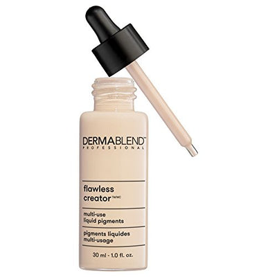 Dermablend Flawless Creator Multi-Use Liquid Foundation Makeup, 0N, 1 Fl Oz - Current Trend Sales