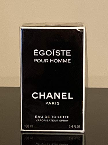 EGOISTE POUR HOMME Eau De Toilette Spray FOR MEN 3.4 Oz / 100 ml - Current Trend Sales