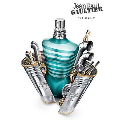 Le Male FOR MEN by Jean Paul Gaultier - 6.8 oz EDT Spray - Current Trend Sales