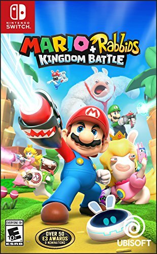 Mario + Rabbids Kingdom Battle - Nintendo Switch Standard Edition - Current Trend Sales