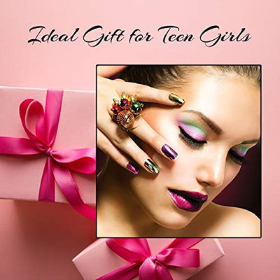 Makeup Kits for Teens - Tablet Case Eye shadow Palette for Women and Teen - Current Trend Sales