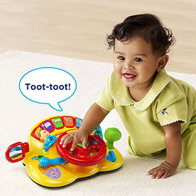 VTech Turn and Learn Driver, Yellow