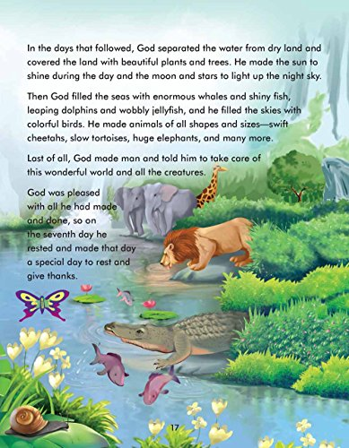 The Complete Illustrated Children's Bible (The Complete Illustrated Children's Bible Library) - Current Trend Sales