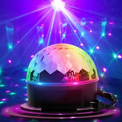 Magic Ball Stage Lights DJ Show Party Lighting Disco Bar Xmas