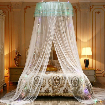 Elgant Canopy Mosquito Net For Double Bed - Current Trend Sales