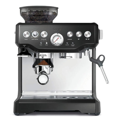 Espresso Coffee Maker Grind Beans Semiautomatic 15Bar Grinder