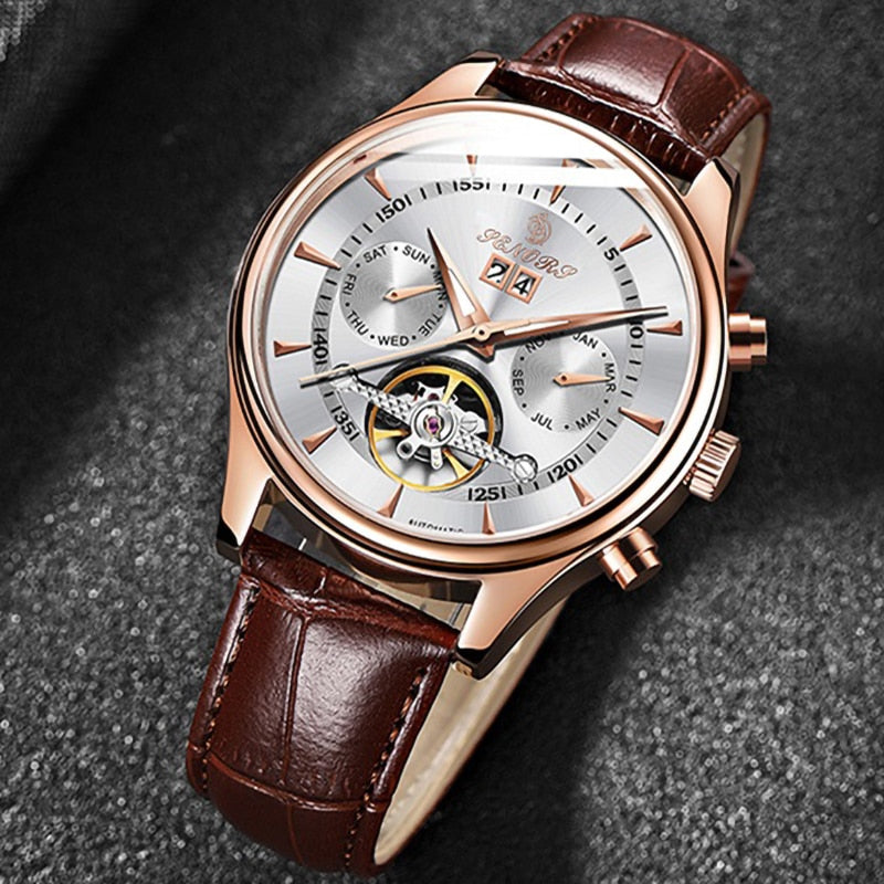 Senors Automatic watch Luxury Men Watches Automatic Waterproof