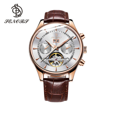 Senors Automatic  Luxury Men Mechanical Wristwatch - Current Trend Sales