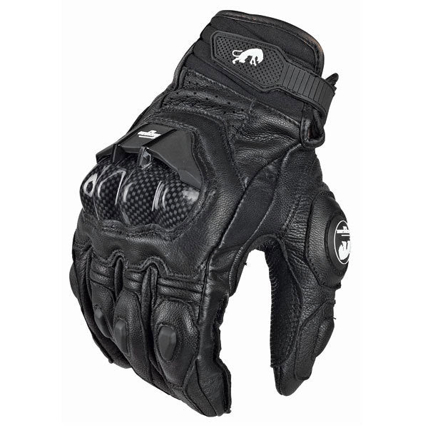 Leather Motorcycle Gloves Motorbike Riding Glove