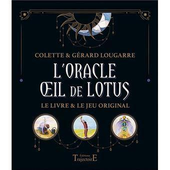 L'Oracle de l'oeil de Lotus coffret - L'Onyx Boutique