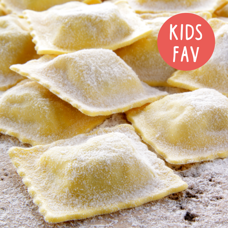 Fresh Homemade Ravioli