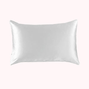 RISE Essential Satin Pillowcase - Peal White