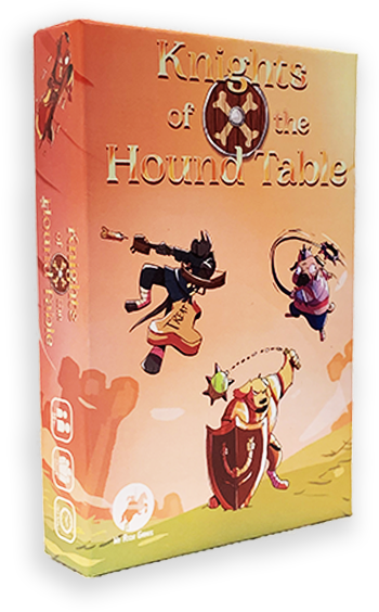 (Pre-Order) Knights of the Hound Table (x2)