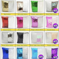 Sublimation Sequin Pillows