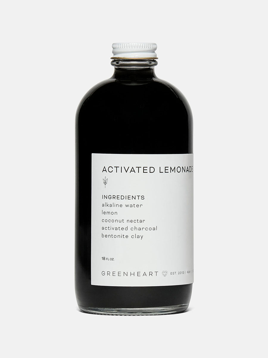 Activated Lemonade