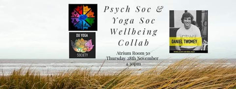 TCD Psych Soc and Yoga Soc