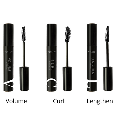 Discovery Set 1 - Volume, Curl, Lengthen - Gray Lane Beauty