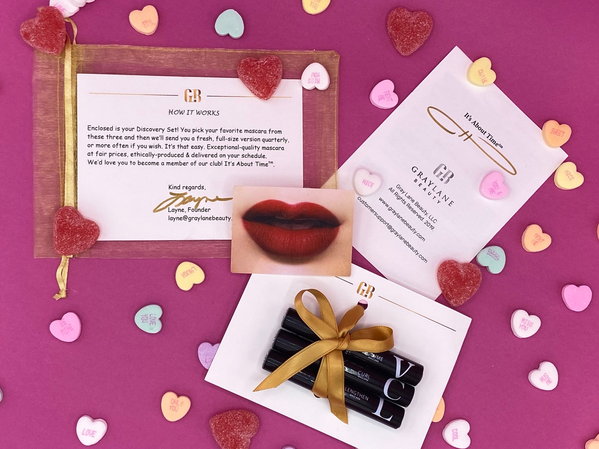 Valentine's Day Gift Sets - Gray Lane Beauty